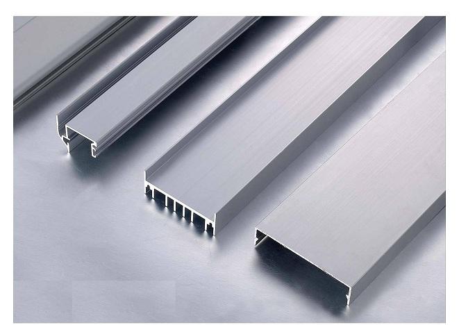 Aluminum Metal Suppliers : Aluminum extrusion manufacturer extrusions india